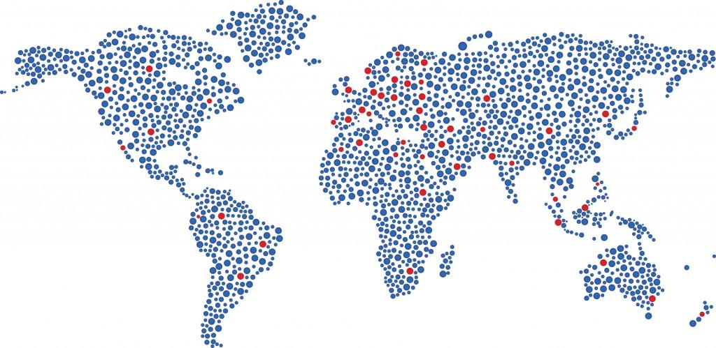 shutterstock_290618225 [Omgezet] wereld kaart.eps
